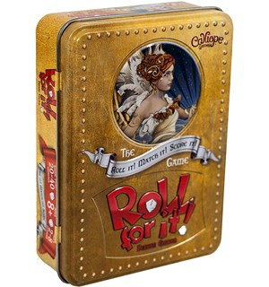 Roll For It Deluxe Edition Metallboks