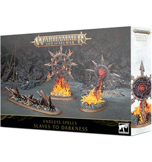 Slaves to Darkness Endless Spells Warhammer Age of Sigmar