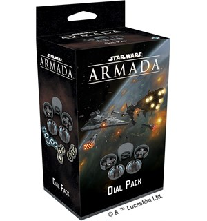 Star Wars Armada Dial Pack