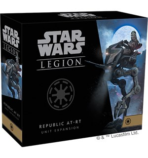 Star Wars Legion Republic AT-RT Exp Utvidelse til Star Wars Legion