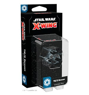 Star Wars X-Wing TIE/D Defender Exp Utvidelse til Star Wars X-Wing 2nd Ed