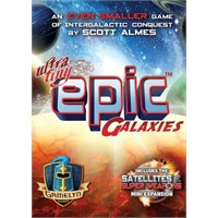Ultra Tiny Epic Galaxies Brettspill Inkluderer Satellites & Super Weapons
