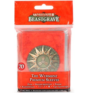 Underworlds Sleeves The Wurmspat Warhammer Underworlds
