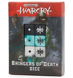 Warcry Dice Bringers of Death Warhammer Age of Sigmar