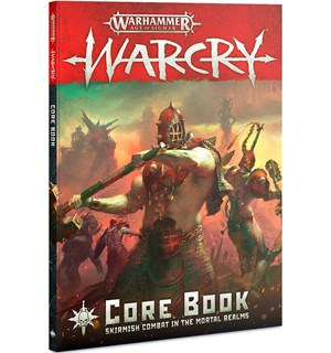 Warcry Rules Core Book Warhammer Age of Sigmar