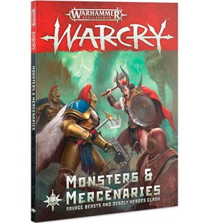 Warcry Rules Monsters & Mercenaries Warhammer Age of Sigmar