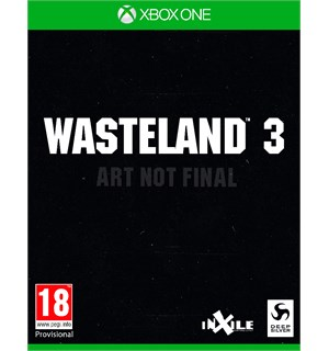 Wasteland 3 Day One Edition Xbox One Pre-order og få in-game bonuser