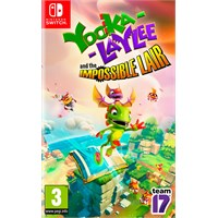 Yooka Laylee Impossible Lair Switch