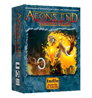 Aeons End Southern Village Expansion Utvidelse til Aeons End