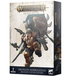 Broken Realms Drongons Aether Runners Warhammer Age of Sigmar