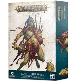 Broken Realms Invidian Plaguehost Warhammer Age of Sigmar