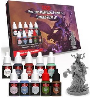 D&D Army Painter Undead Paint Set 10 malinger Nolzur's Marvelous Pigments