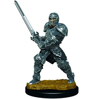 D&D Figur Icons Human Fighter Male Icons of the Realm Premium Figures