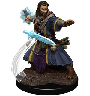 D&D Figur Icons Human Wizard Male Icons of the Realm Premium Figures