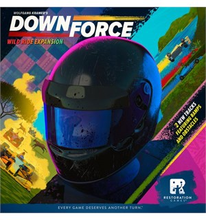 Downforce Wild Ride Expansion Utvidelse til Downforce
