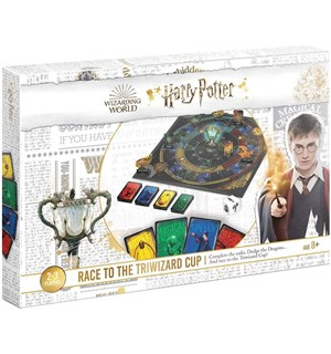 Harry Potter Triwizard Cup Brettspill Race to the Triwizard Cup
