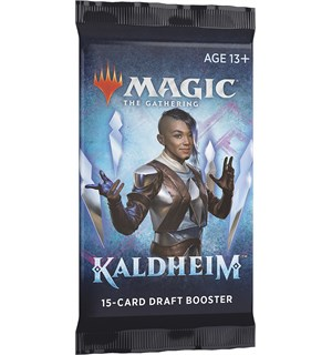 Magic Kaldheim DRAFT Booster 15 kort