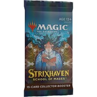 Magic Strixhaven Collector Booster