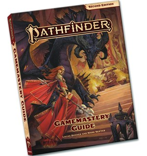 Pathfinder 2nd Ed Gamemastery Guide Pock Second Edition RPG - Pocket Edition
