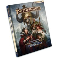 Pathfinder 2nd Ed Lost Omens Legends Second Edition RPG