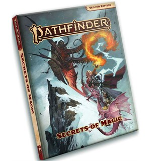 Pathfinder 2nd Ed Secrets Magic Pocket Second Edition RPG - Pocket Edition