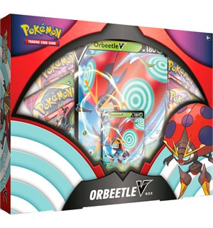 Pokemon V Box Orbeetle V