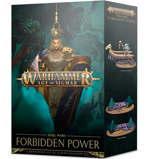 Soul Wars Forbidden Power Warhammer Age of Sigmar