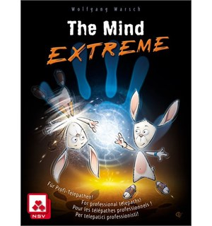 The Mind Extreme Brettspill
