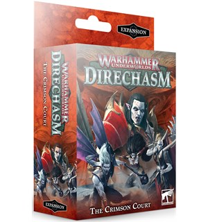 Underworlds Warband The Crimson Court Warhammer Underworlds Direchasm