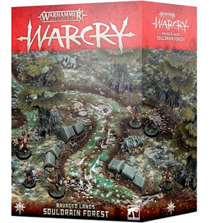 Warcry Terrain Souldrain Forest Warhammer Age of Sigmar - Ravaged Lands