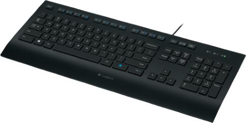 Logitech K280e Kontor Tastatatur Norsk Det perfekte kontortastaturet